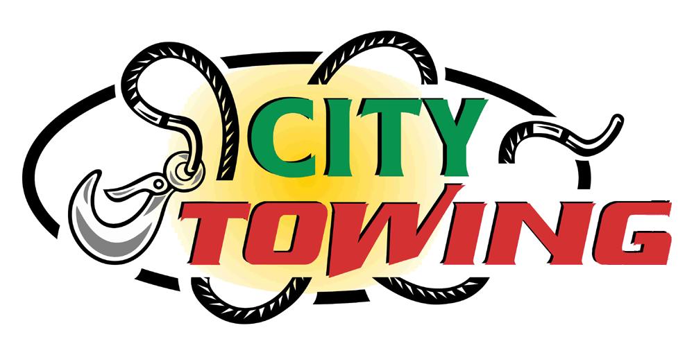 city auto towing logo city towing kelowna
